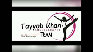 Salsa dance performance ||dance planet society || choreography tayyab khan