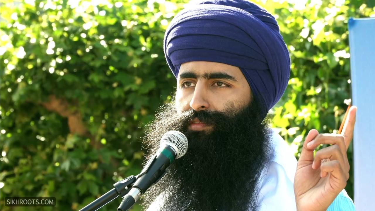 Bhai Sukha Singh, UK  @ Sikh Rally, San Francisco - June 11, 2017