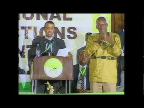Uhuru Kenyatta wins Kenyan presidential election