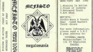 Mefisto - Act Dead