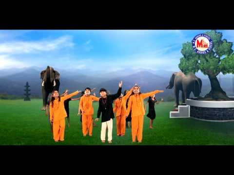 OKATO PADI POOVANAMUNA | RAA RAA MANIKANDA | Ayyappa Devotional Song Telugu