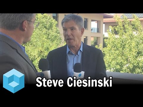 Steve Ciesinski, SRI International - #GSBfutureofinnovation - #theCUBE