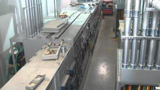 Time Lapse of Data Center Construction - Inside