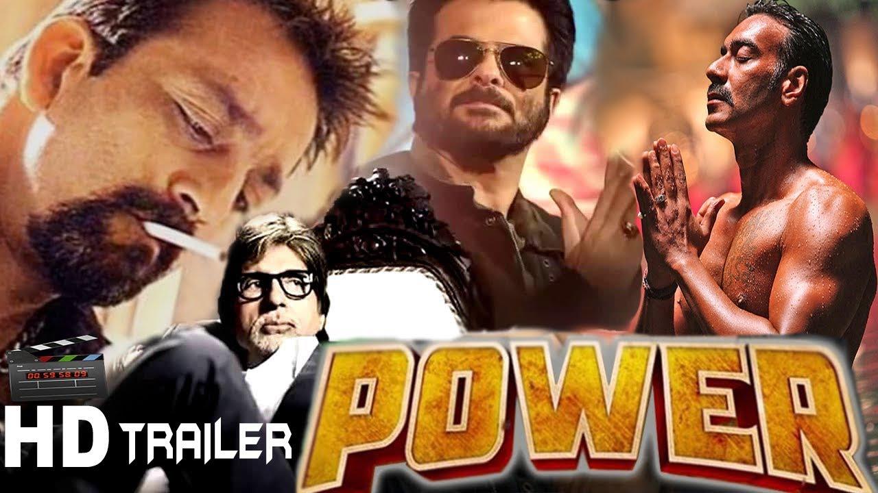 Power Movie Trailer 2018 | Amitabh Bachchan | Ajay Devgn ...