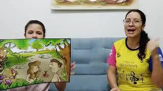EBD INFANTIL 05.07.2020 SÉRIE VIDA DE JESUS