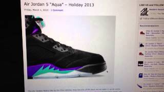 Franalations Talks - Jordan Aqua Holiday 2013