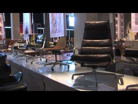 Collecting Vintage Eames Designs:  Examination Of A Rare Eames Leather Chair