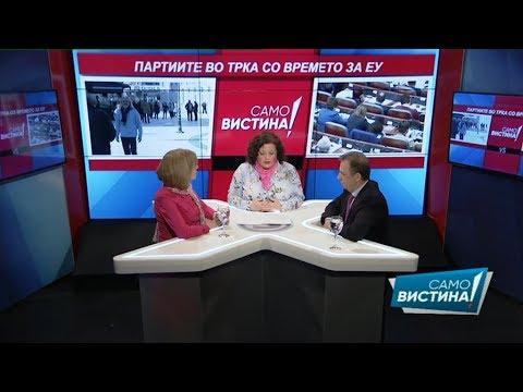 """Солза Грчева и Исмет Рамадани во """"Само Вистина"""" 25.3.2019"""
