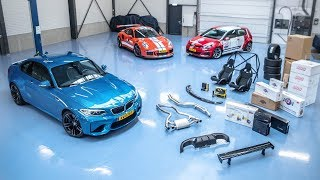 Introducing Our New Project  - BMW M2 Build - Ep.01