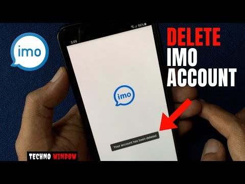 How to Delete imo Account Permanently