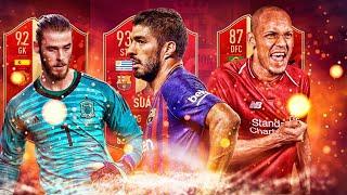 PUES MUCHAS GRACIAS EA SPORTS 😂... RECOMPENSAS FUT CHAMPIONS   FIFA 19