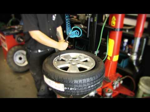 Big O Tire Qr