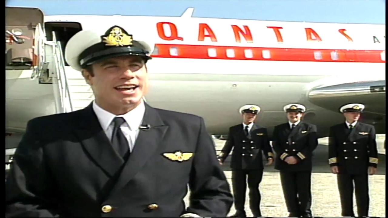 John travolta captain