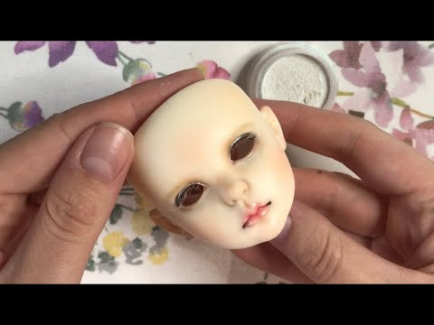 [bjd faceup] - alice in labyrinth daryl