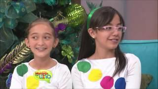 1, 2, 3 llega navidad con Clara Luna