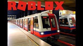 Roblox Transport Game 2, Trainspotting at Wilanowska.