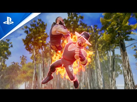 WWE 2K Battlegrounds - Official Trailer | PS4