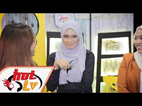 SITI NORDIANA - Hot TV Di TV9