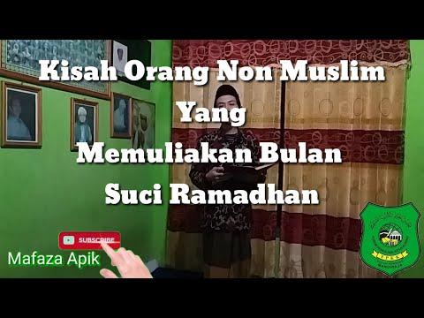 Kisah Orang Majusi, Non Muslim yang Memuliakan Bulan Puasa Ramdhan Masuk Surga