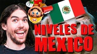 SUPER MARIO MAKER 2   NIVELES CON BANDERA   HOY MEXICO