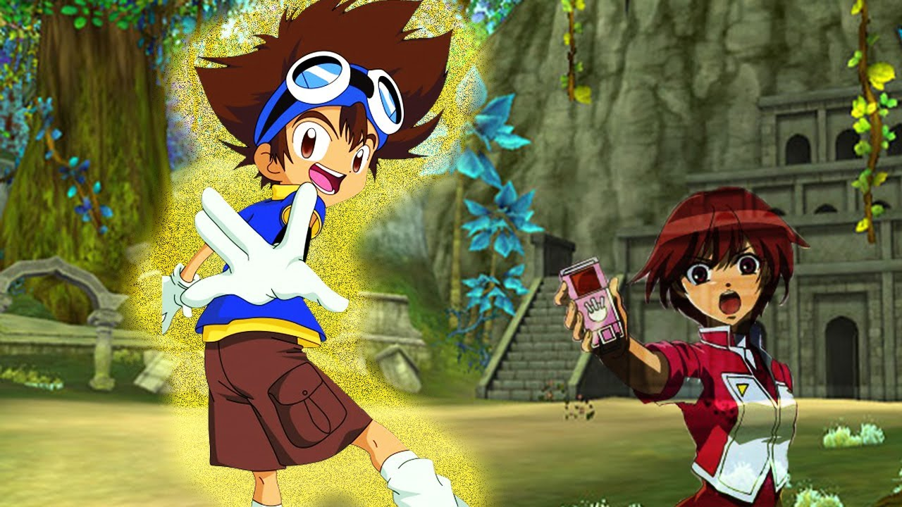 Digimon Masters Online : Becoming Tai (Yoshino) - YouTube