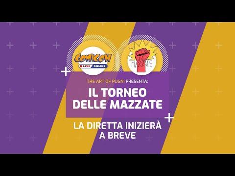 Dr. Pira VS. Spugna | Il Torneo Delle Mazzate | Semifinale #2 | COMICON