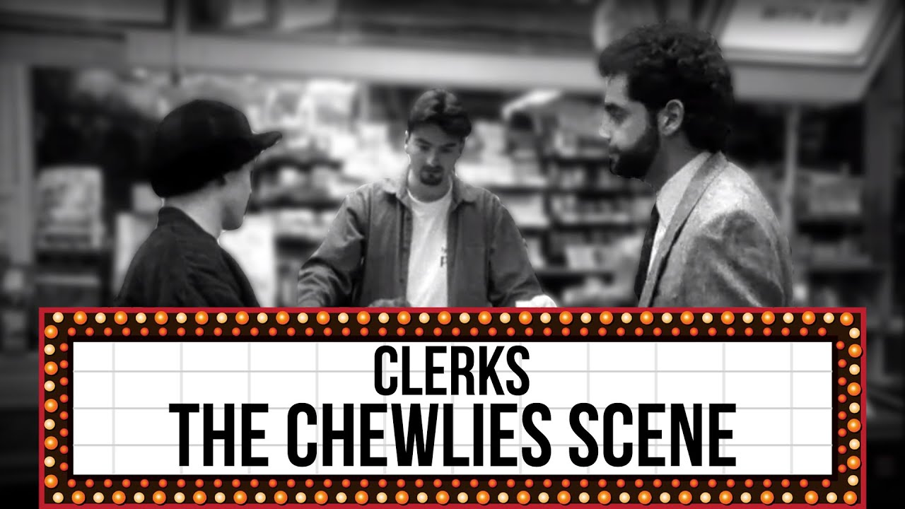 Scene Studies with Kevin Smith: The Chewlies Scene