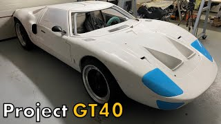 Fabrication d'une GT40 - un peu de TUNING ? [GT40 project #55]
