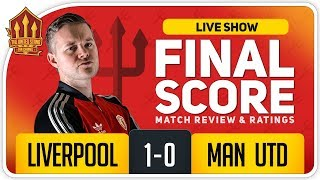 GOLDBRIDGE! Liverpool 2-0 Manchester United Match Reaction