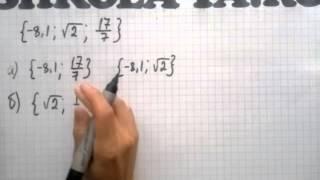 Алгебра 9 кл. Мордкович. Параграф 3.8