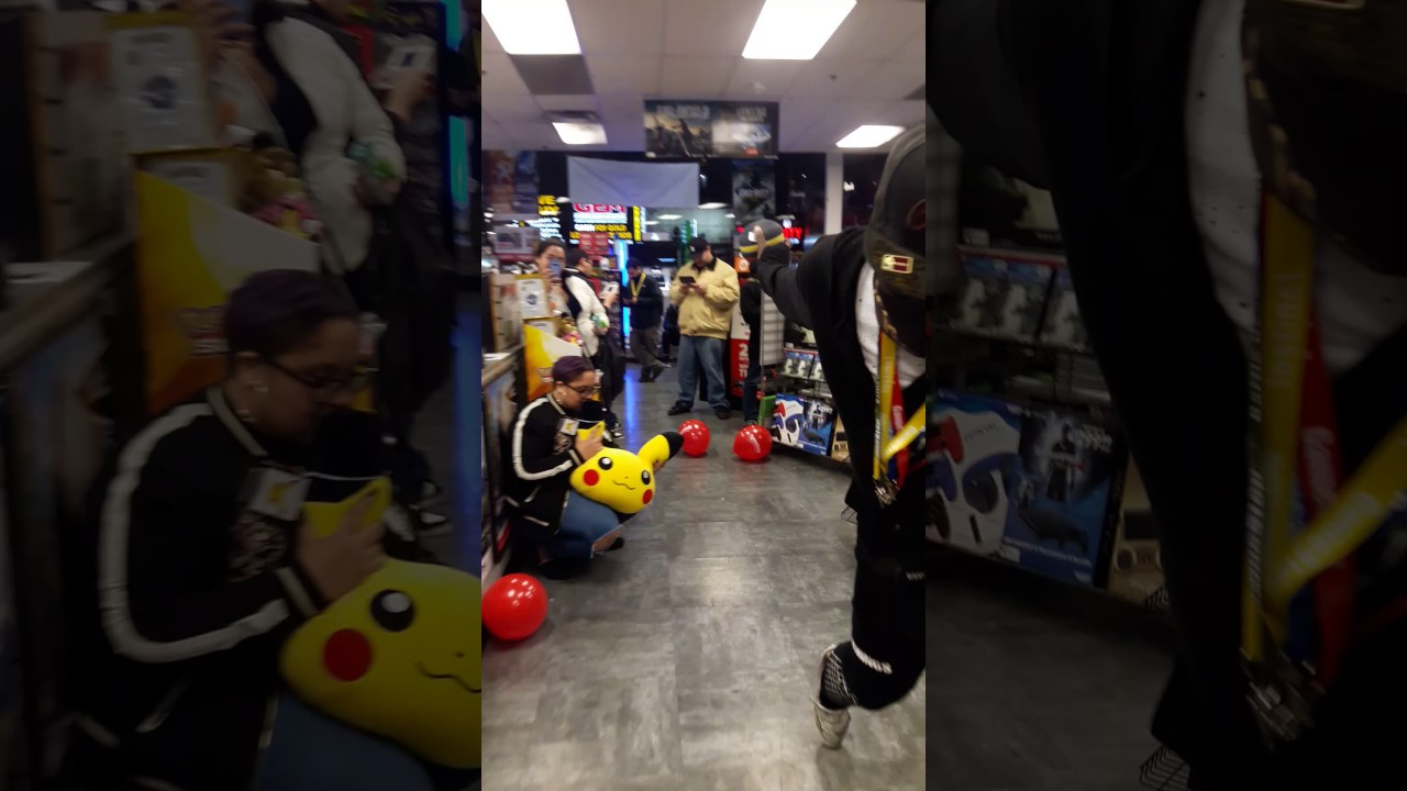 We Lit Pokemon Sun And Moon Midnight Release At 378 East