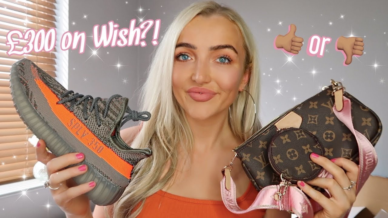 HUGE WISH HAUL | TESTING DESIGNER DUPES