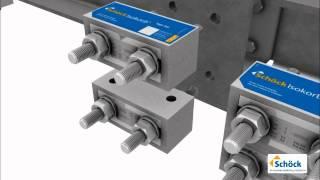 Isokorb® Thermal Break for Steel Canopy