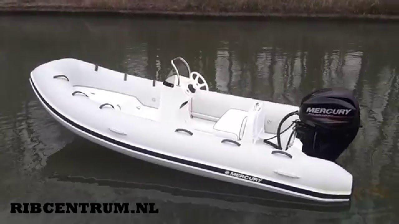 Mercury Ocean Runner 420 comfort RIB met Mercury 40 pk by Dirkse Watersport - RIBCENTRUM.NL
