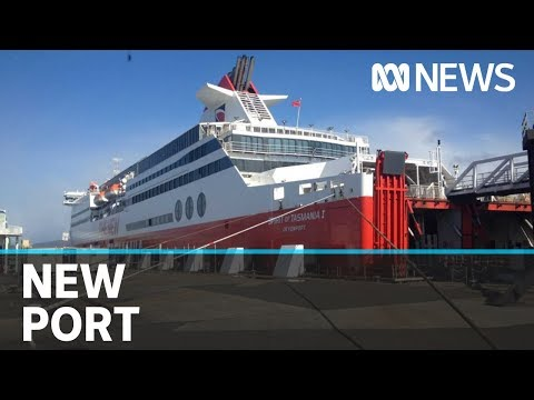 Spirit Of Tasmania To Move Victorian Operations From Port Melbourne To Geelong | ABC News