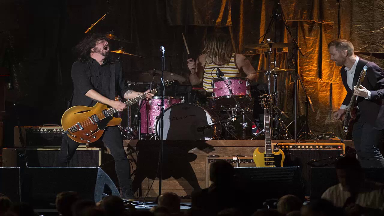 Foo Fighters unveil a new album and California music festival