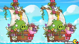 Angry Birds Fight! - Wizard Pig Boss Level Flower Island Gameplay Part 37