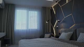 Ремонт квартиры премиум-класса в Нижнем Новгороде. Строительная компания МАКЕДОН