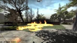 [CS:GO] Molotov rain event for Hunger Games (Sourcemod plugin)