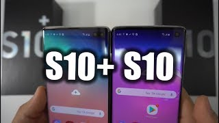 Is The Samsung Galaxy S10 & S10 Plus Worth Buying? Unboxing & Review