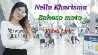 Gambar cover Bohoso moto (liric) - Nella Kharisma