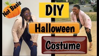 10 Easy Last-Minute Halloween Costumes| Funny & Cute