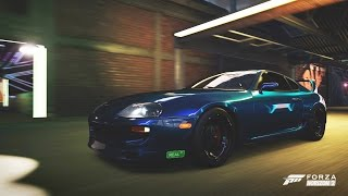 Is the Fast and Furious Supra Unbeatable?!- Forza Horizon 2