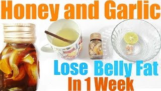 Honey and cinnamon for weight loss webmd