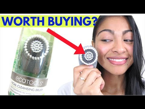 5 DAY REVIEW: Ecotools Facial Cleansing Brush