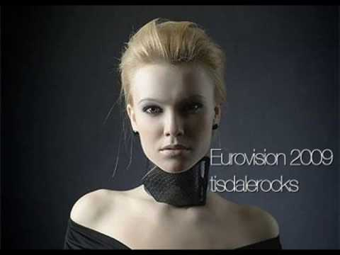 Olia Tira - Love Is In The Air [Moldova Preselection for Eurovision 2009]