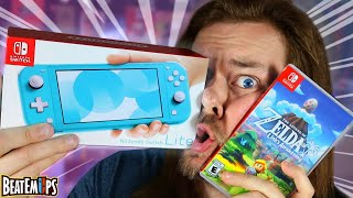 Is the NEW Nintendo Switch Lite ACTUALLY a Switch?