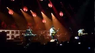 Mumford and Sons - Below My Feet (Vienna, 7.3.2013)