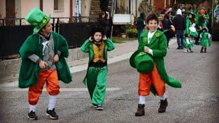 Gavoi - carnevale 2014 st. patrick's day!