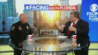 Facing South Florida: One-On-One With Coral Springs Police Chief Tony Pustizzi Part II